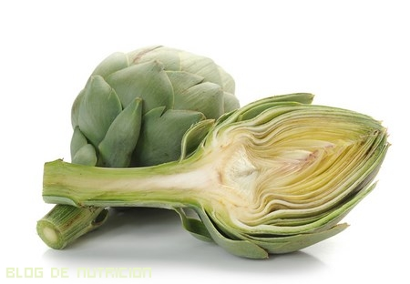 Vitaminas de la alcachofa