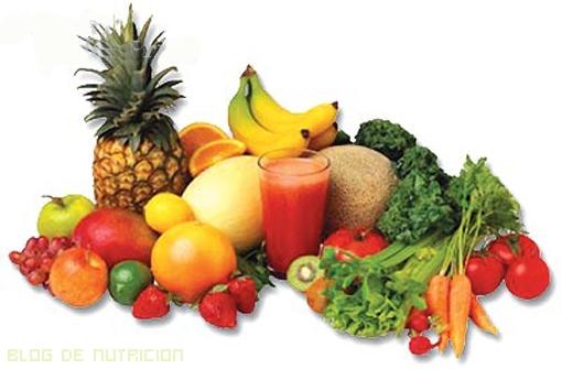 alimentos frescos para tu dieta