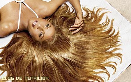 cómo tener un cabello brillante