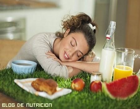 Alimentos para prevenir el cansancio en el deporte