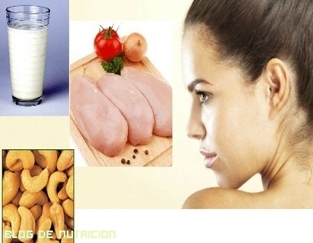 Lista de alimentos que contienen colágeno