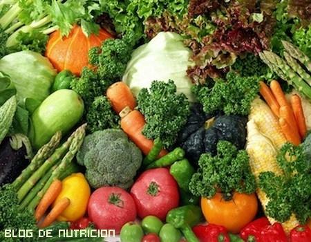 Consume alimentos ricos en luteína