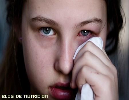 trucos para aliviar la vista cansada