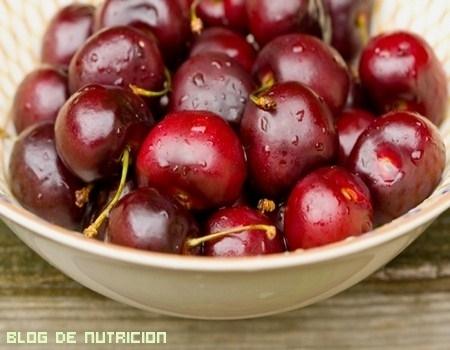 Beneficios del zumo de cereza