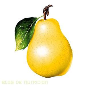 Pera amarilla