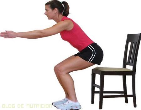 Cómo hacer sentadillas