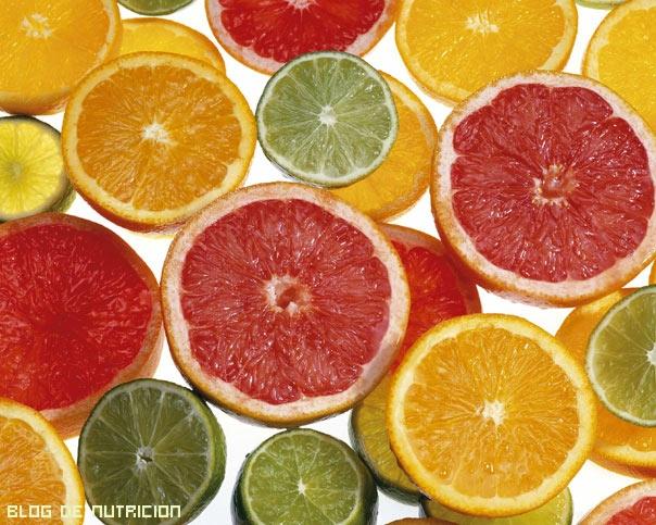 Cítricos para la salud