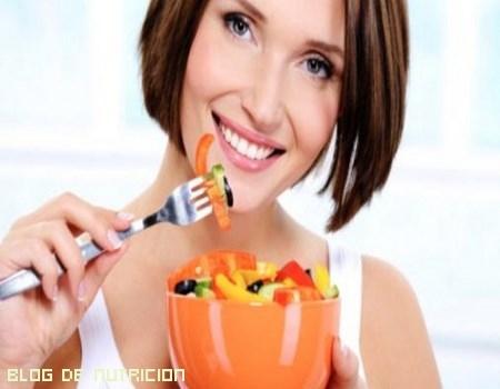 Alimentos con más vitaminas
