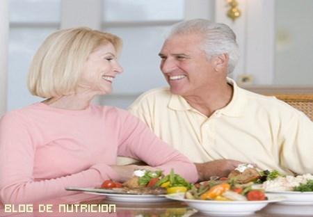 comidas saludables para personas mayores