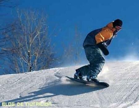 Consejos básicos para hacer Snowboard