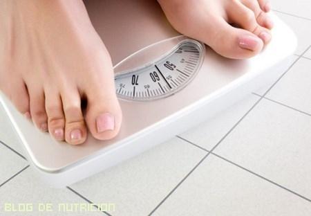 tips para mantener en peso