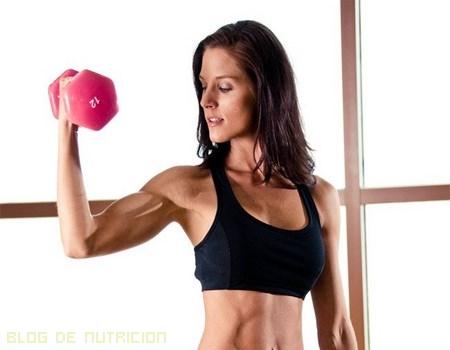 consejos para hacer pesas