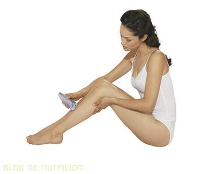 Consejos caseros para después de la depilación