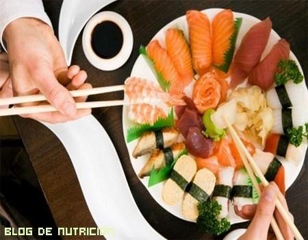 Dieta japonesa, los pros y los contras