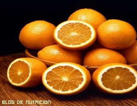 Dietas con vitamina C