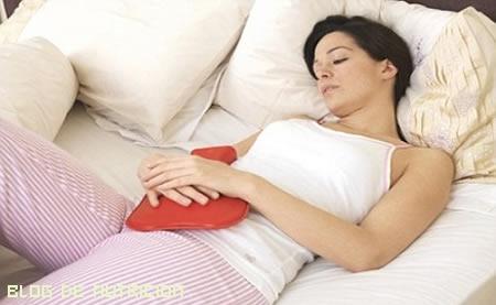 cómo evitar los dolores de barriga