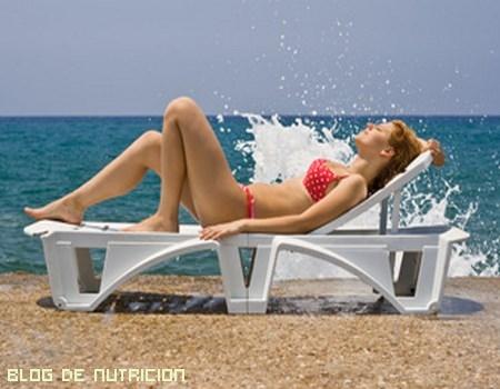 Consejos para no engordar durante las vacaciones