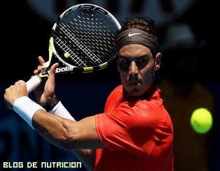 Come bien para rendir jugando al tenis