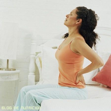 prevención de lumbalgia