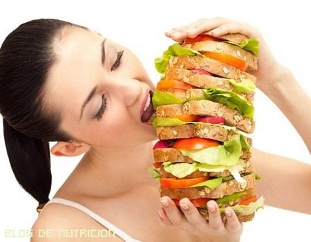 problemas de apetito