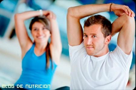 entrenamiento y salud
