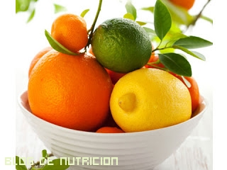 citricos contra los catarros
