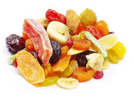 Beneficios de las frutas secas
