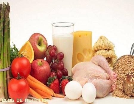 Consumo de verduras