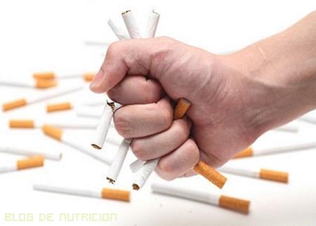 Evitar el tabaquismo