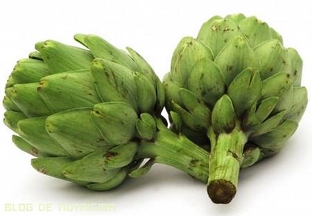 alcachofa en tu dieta