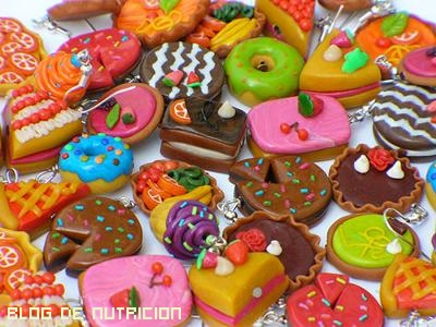 evitar dulces en la dieta