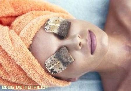 infusiones para el rostro