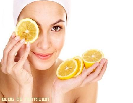 Naranja para la piel