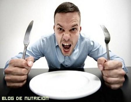 Un menú sano y bajo en calorías