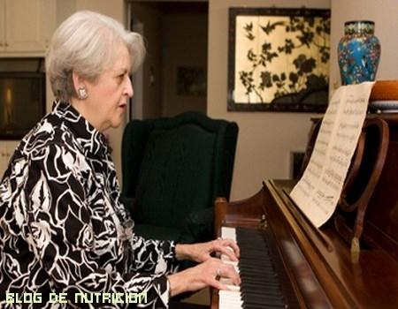 Beneficios de la música en la tercera edad