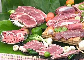 Carne con más vitaminas