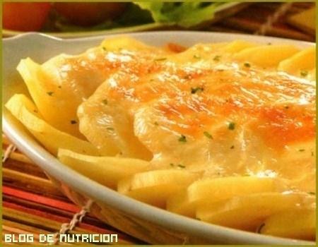 Recetas saludables con patatas