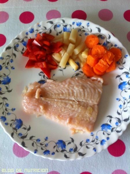 menús saludables