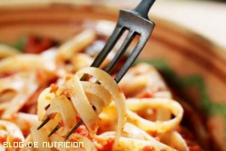 consejos para una dieta equilibrada con pasta