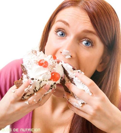 Saltarse la dieta