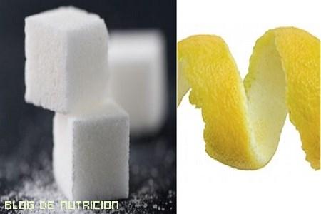 postres dulces con sacarina