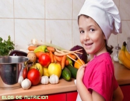 Raciones para una alimentación correcta en la infancia