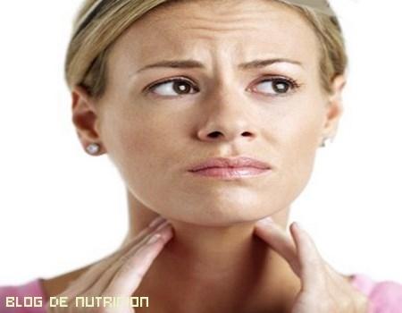 Remedios contra el dolor de garganta