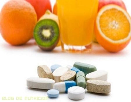 Suplementos vitamínicos, ¿una solución?