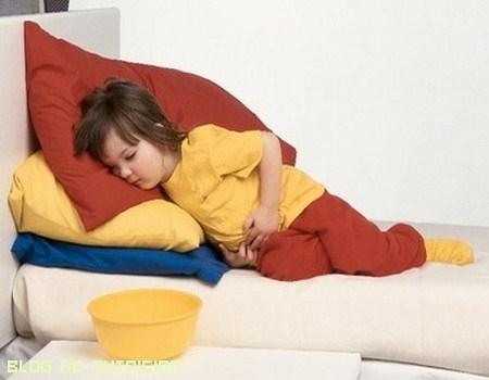 Virus de estómago, síntomas y causas