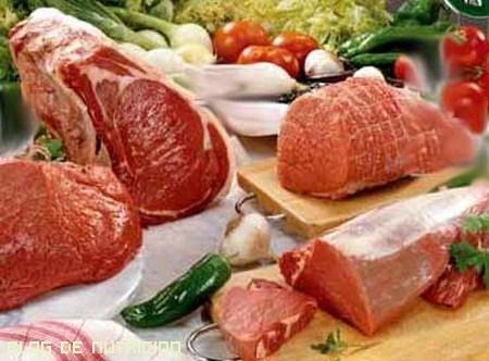 vitaminas de la carne