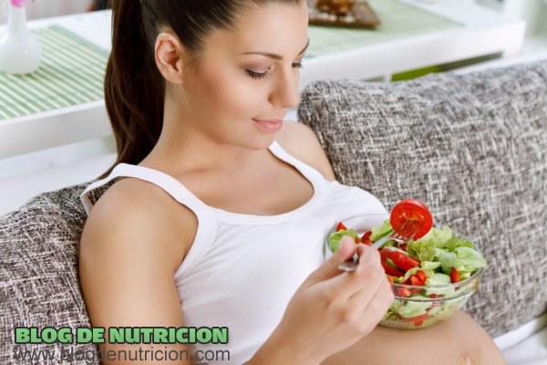 Remedios para reducir las náuseas en el embarazo