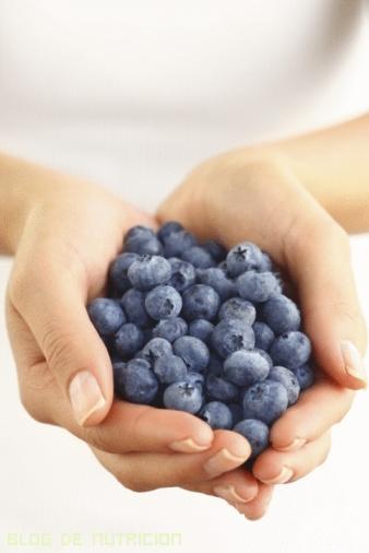 frutas para postres saludables