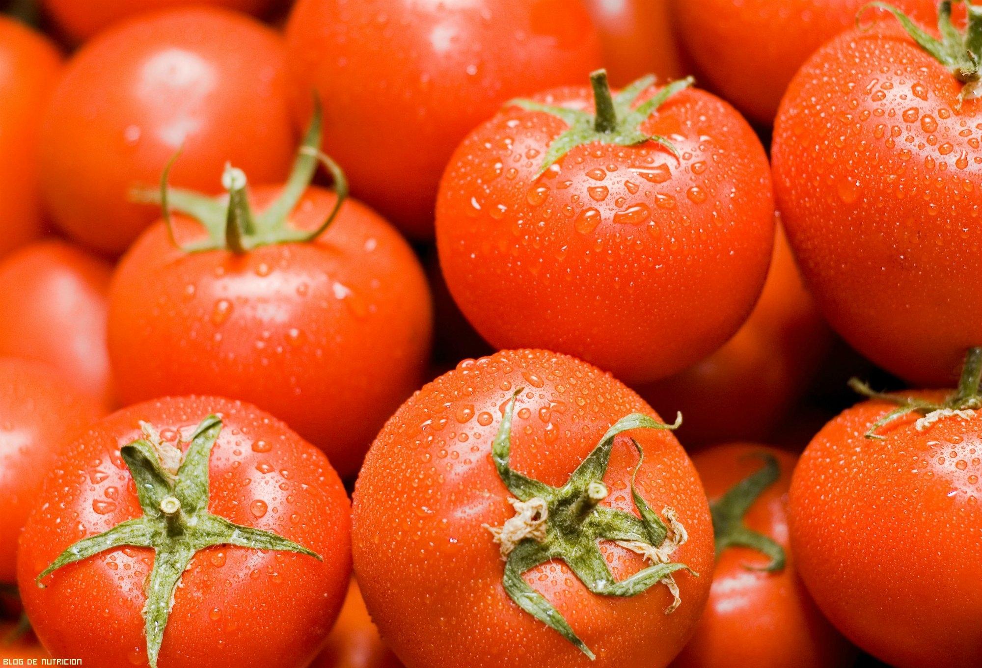 tomates para la próstata