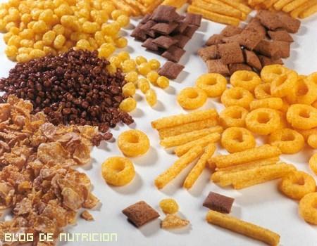 cereales para dietas